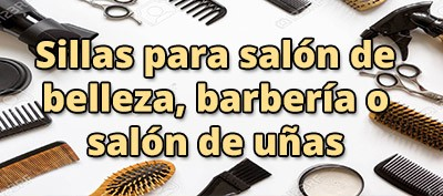 Sillas de Salon